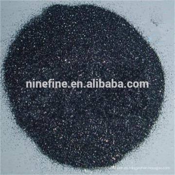 Carburo de silicio negro