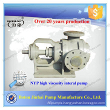 Botou NYP High viscosity chemical sanitary electric gear pumps for medicine and foodstuff