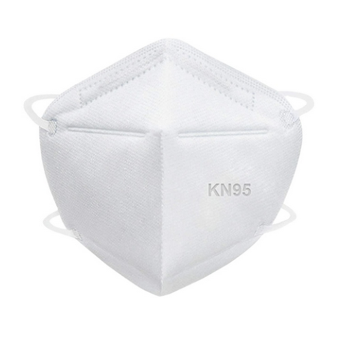 KN95 Gesichtsmaske mit Five Layers Nonwoven Anti-Dust