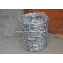 Hot Dipped Galvanized/Stainless Steel Double Twist Barbed Wire