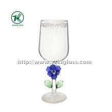 Одностенное бокал для вина SGS (KL140218-55A)