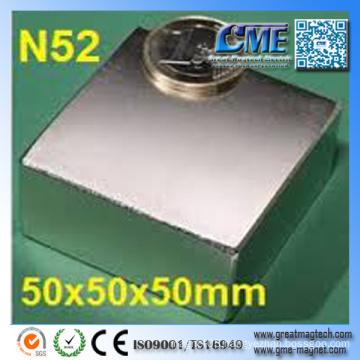 Strong Rare Earth Magnet N52 Neodymium Magnet