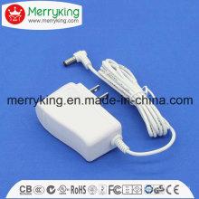 12V 1.2A USB Standard Stecker Netzteil / AC DC Adapter mit UL FCC DOE VI genehmigt
