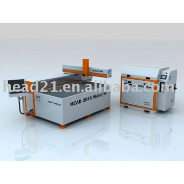 CE certificate CNC waterjet glass cutting machine /waterjet cutter for glass