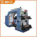4 Colors Plastic Film Flexo Printing Machine (WS884-500GJ)