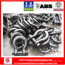 Marine Boat Studless Link Anchor Chain (Stud Link Anchor Chain)