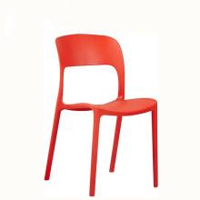 Ocio recreativo de la moda barata que apila la silla al aire libre plástica de jardín de la silla