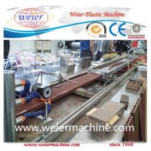 PVC WPC Wood Plastic Door Board Extruder Machine Production Line