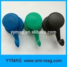 Plastikhakenmagnet-Topfmagneten