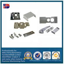 Fabrication faite sur commande de tôle d'acier inoxydable d'OEM (WKC-101)