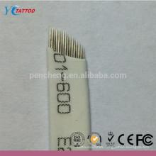 21 pins manual tattoo eyebrow needle
