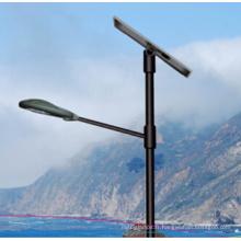 Lampe de rue à LED solaire 40W avec contrôleur breveté, lampe de rue