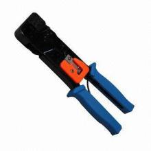 Обжимной инструмент для 8p8c / RJ45, Rj12 / 6p6c, Rj11 / 6p4c, 6p2c (SK-868G)