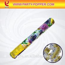 Jile En Gros Faux Money Party Popper Argent Confettis Vente Chaude