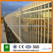 China fornecedor ISO9001 cerca de piquete, cerca de tubo, cercas de ferro