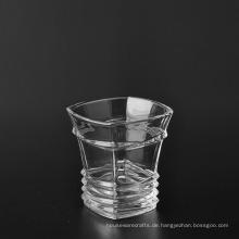 Kundenspezifisches Glas-Becher-Trinkglas