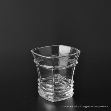 Verre à boire en verre personnalisé