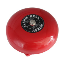 Electric alarm bell ring outdoor sound for fire alarm system