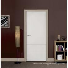 Young Looking Interior Home Design Wood Moulding Door