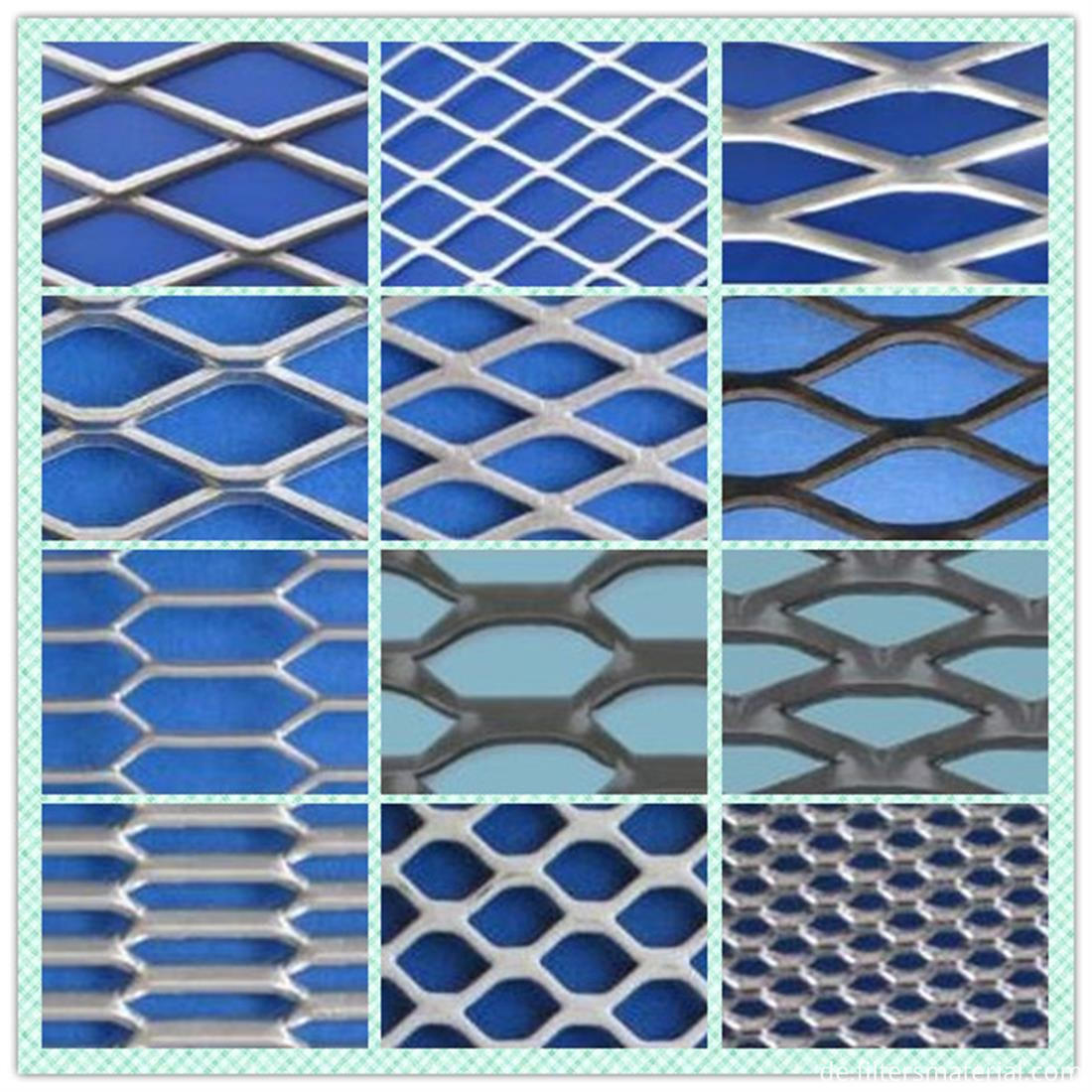 Expanded metal Mesh(1)