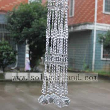Crystal Beaded Curtain Room Divider, High Quality Bead Curtain