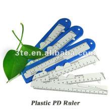 Оптическая пластиковая PD-линейка для измерения расстояния учеников