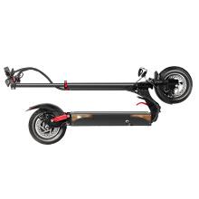 Scooter électrique pliable et portatif de gros pneus