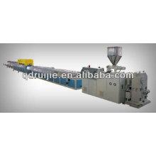 Maquina de extrusora de perfiles PVC WPC