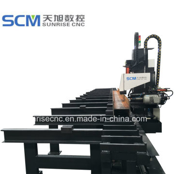 Jenis Spindle Ocean Type Drilling Machine for Beams