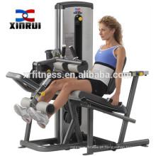 equipamento do exercício ginásio / equipamento de fitness extensão do pé / perna assentada 9A017