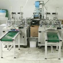 Full Automatic Face Mask Making Machine