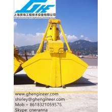 Дистанционное управление Электрический гидравлический грейферный грейферный захват