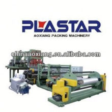 Single layer co-extrusion stretch film machine shrink film extrusion machine pvc food grade stretch wrap film