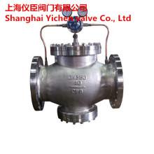 Yk43X/F Pilotkolben-Gasdruckminderer