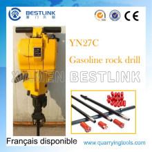 Gasoline & Petrol Powered Rock Drill Breaker