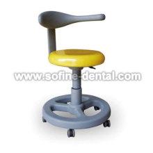 Cadeira de dentista (Base redonda)