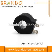 Hecho en la bolsa de China Polvo 240v bobinas de la válvula