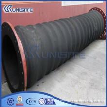 Tubo de alta presión personalizado de la manguera para el dragado (USB5-009)