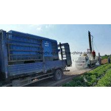 Atlas Copco Liutech Compressor de ar movido a diesel