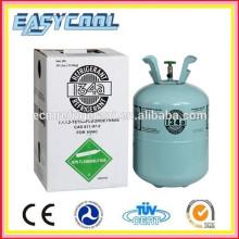 Kleines kann Gaskältemittel r134a für Auto-Abkühlung und Klimaanlage