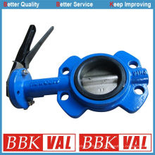 Butterfly Valve with Nylon Coated Disc