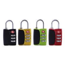 Tsa12068 Zinc Alloy Combination Lock Travel Luggage Bag Code Padlock