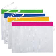 Hot Sales Economic A4 File Holders  Zipper File Bags school&office