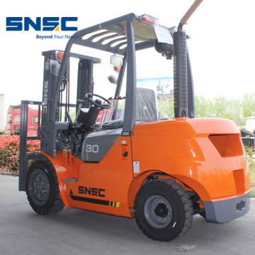 Condition New Diesel Forklift Truck 3Tons
