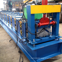 china manufacturer house ridge cap roll forming equipment