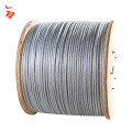 Stainless Steel Rope Galvanized Steel Wire/ Guy Wire