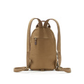 Unisex Vintage Canvas Sling Bag Crossbody Rucksack