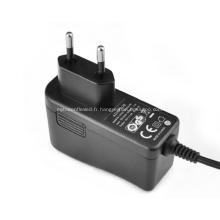Adaptateur 12V1A pour bande de LED pour sapin de Noël