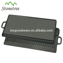 special design cast iron sizzling pan/plate