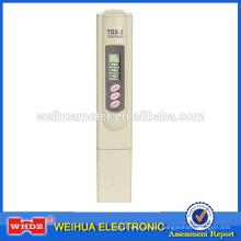 PH Meter Pen Type Medidor de pH digital Pocket-size Ph Meter Medidor de calidad del agua TDS-3
